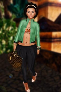 Second Life, Fashion Addict, Prepping, Style, Prep Life