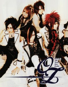 I'm kind of sad that I just found them after they have already disbanded, but I like them. Band Photos, Visual Kei, Japanese Fashion, My World, Music Videos, Tokyo, Album, My Love, Anime