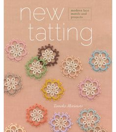 Interweave Press-New Tatting. Tatting is a means of creating lace by looping threads together using tiny shuttles and ones fingers (with occasional help from a crochet hook). It creates dainty chains