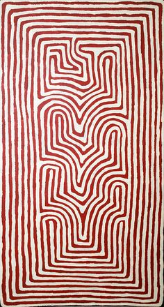 Ronnie Tjampitjinpa - site of Walungurru (ancestral stories) - 91 x 46 cm (sold) — Art Aborigène d'Australie - Aboriginal Signature Estrangin gallery Aboriginal Painting, Dot Painting, Encaustic Painting, Textures Patterns, Print Patterns, Poster Art, Wow Art, Indigenous Art, Selling Art