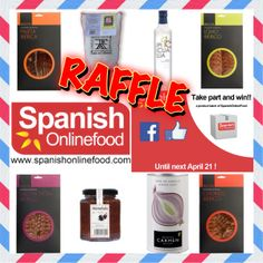 Take part and win!! A product batch of  http://www.spanishonlinefood.com/es/participa-y-gana    #sof #spanishfood #spain #raffle #batch  #gourmet #delicatessen #yummy #food  #instafood #instagood   Spanish Food