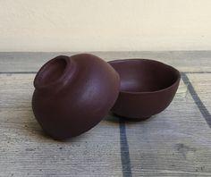 Zisha clay tea cups