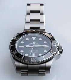 "Rolex Submariner Ref. 114060 ""No Date"" Watch ......simply beautiful"