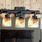 Rustic Sconces & Wall Lamps from Black Forest Decor