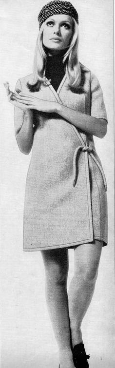 1960s Dior coat dress