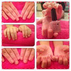 Shellac nails ❤️
