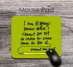 personalized love green 2016 new year wishes mouse pad - personalized 2016 new year wishes mouse mat - office decor