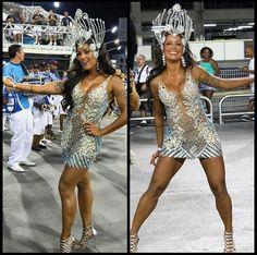 S-curvish for carnival @aline_riscado