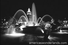 Kansas City Plaza Fountains - the city of fountains