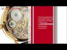#MartinBraun La Belle 18K Rose Gold Mechanical #Watch