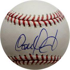 Carlos Gonzalez Hand Signed Autographed Major League Baseball Rockies PSA/DNA