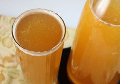 What are kombucha pros and cons? While it is a health-enhancing beverage it isn't necessarily for all people, especially those with candida or gastrointestinal disorders. Kombucha Drink, Kombucha Recipe, Kombucha How To Make, Alcohol Content, Fermented Foods, Healthy Alternatives, Home Brewing, Superfoods, Alcoholic Drinks