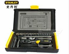 Stanley 35pcs Car wrench set Car Repair tool Car mechanics tools   http://www.autodiagnosticobd.com/stanley-35pcs-car-wrench-set-car-repair-tool-car-mechanics-tools-wholesale-auto-diagnostic-1992.html