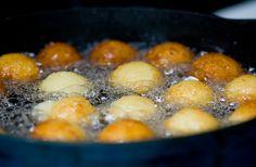 Receta de buñuelos dulces