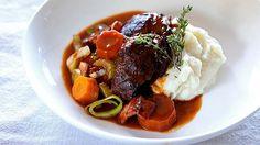 Good Food. Hot Food. Jill Dupleix. July 16 Beef Cheeks.Photo: Edwina Pickles. 3rd July 2013.