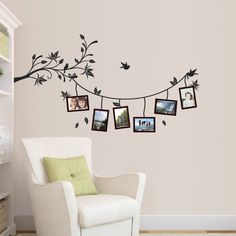 Simple Wall Paintings, Creative Wall Painting, Creative Wall Decor, Wall Painting Decor, Diy Wall Art, Bedroom Wall Designs, Wall Art Designs, Diy Bedroom Decor For Teens, Wall Stickers Home Decor