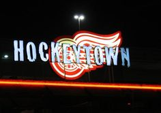 Detroit Red Wings ~ This is Hockeytown!