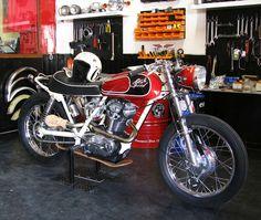 "'71 Ducati RT 450 ""Old Speed"""