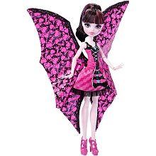 Monster High - Draculaura Monstrinha-Morcego