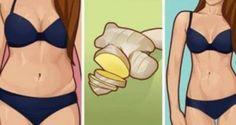 ¿Cómo utilizar el jengibre para combatir la grasa abdominal?