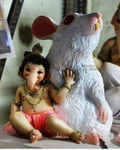 Om Gam Ganapataye Namaha Ganesh Idol, Jai Ganesh, Lord Ganesha, Lord Krishna, Lord Shiva, Ganesha Art, Ganesha Painting, Ganesha Tattoo, Ganesh Bhagwan