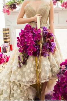 Shawna Yamamoto Event Design / Radiant Orchid - PANTONE #coloroftheyear