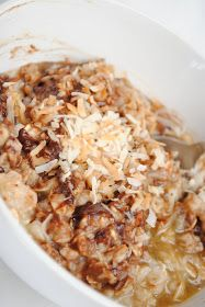 Chef in Training: Guest Blogger: Samoas Oatmeal