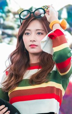 twice ♡ tzuyu Nayeon, Kpop Girl Groups, Korean Girl Groups, Kpop Girls, Asian Woman, Asian Girl, Twice Tzuyu, Twice Group, Chou Tzu Yu