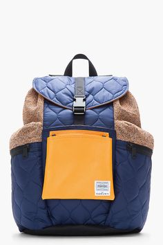 Porter x Carven backpack