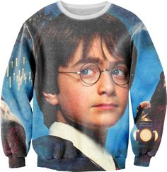 love harry potter....these sweaters need to be made. I would have NO problem wearing this