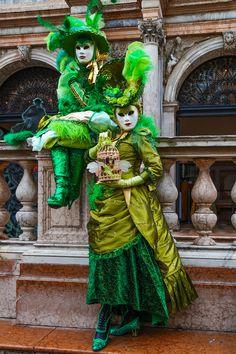Venice Carnival / Carnaval de Venise 2015