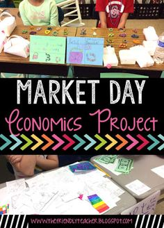 Market Day is a must