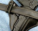 Brigade Exotic Skin Holsters- Shark Holsters, Horsehide Holsters Pocket Holster, Pistol Holster, Paddle Holster, Custom Leather Holsters, Western Holsters, Leather Projects, Shark, Guns, Meatball
