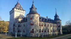 Amazing Belgium: The castle of Jemeppe