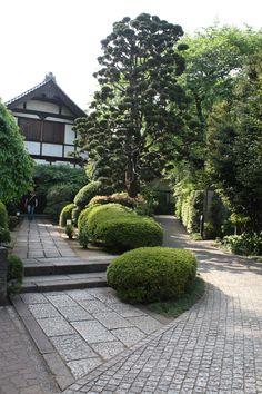 Hiroo Shounnji Temple.  Hiroo,Shibuya-ku.