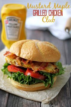 Mustard Maple CK Club!