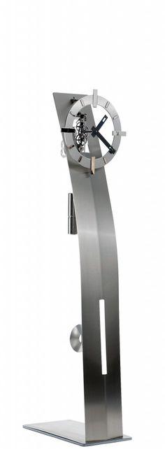 Horloges comtoises contemporaines design moderne utinam besançon philippe lebru horloge Petite LALA
