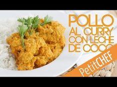 Arroz al curry con pollo y leche de coco | Lucero Vílchez | La Sartén por el Mango - YouTube