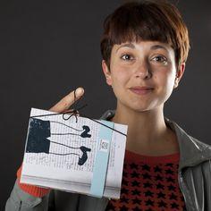 Eleonora Spezi #legatoria #scenografia #illustrazione http://eleonoraspezi.com/ http://omaventiquaranta.blogspot.it/2012/01/eleonora-spezi.html