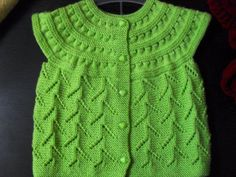 Knitted Boys and Girls Baby Sweater, Vest Cardigan Patterns Knitted Boys and Girls Baby Sweater, Vest Cardigan Patterns Welcome to the knitting vest models gallery. We have created beautiful male baby vest m. Baby Knitting Patterns, Knitting Terms, Baby Sweater Knitting Pattern, Knitting Blogs, Cardigan Pattern, Free Knitting, Knit Baby Dress, Moda Emo, Baby Vest