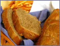 Copycat Outback Steakhouse Bushman Bread- cocoa and coffee in it. Who knew??