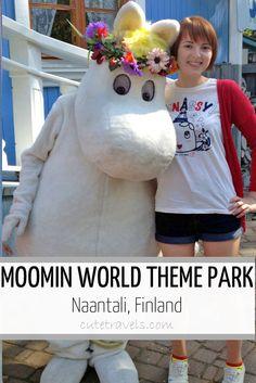 Muumimaailma - Moominworld, Naantali, Finland
