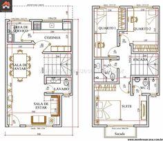 Condomínio 2 Quartos - 81.24m²