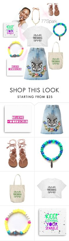 """""""Happiness Is Trending.,,,"""" by shop77spark ❤ liked on Polyvore featuring Gucci"""
