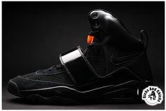 Nike Air Yeezy Black on Black