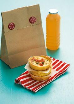Mini quiche lorraines Good Food Australia