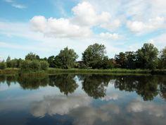Flaningen, Pond in Trelleborg, Sweden Sweden, Pond, River, Outdoor, Trelleborg, Outdoors, Water Pond, Outdoor Games, The Great Outdoors