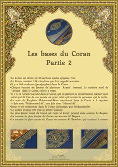 Hadith, Le Noble Coran, Manners For Kids, Islamic Posters, Noble Quran, Coran Islam, Islamic Dua, Islam Religion, Ramadan