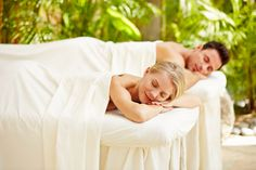 Couples massage at #EsperanzaResort. Doesn't get any better than this :)