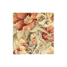Lonetas estampadas flor cretona vintage tiendatelas - Lonetas para tapizar ...